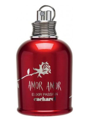 Amor Amor Elixir Passion Cacharel para Mujeres