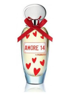 Amore 14 Red Fiorucci para Mujeres