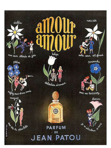 Amour Amour Jean Patou para Mujeres