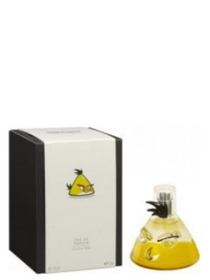 Angry Birds Yellow Birds Air-Val International para Hombres y Mujeres