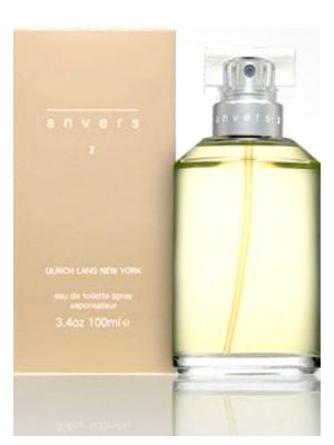 Anvers2 Ulrich Lang para Hombres