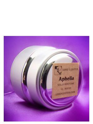 Aphelia Concrete de Parfum Lord's Jester para Hombres y Mujeres