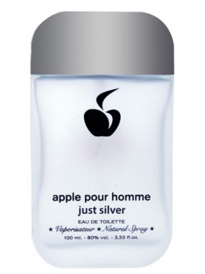 Apple Just Silver Apple Parfums para Hombres