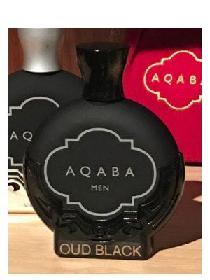 Aqaba Oud Black Aqaba para Hombres