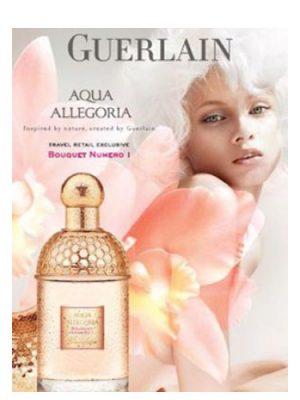 Aqua Allegoria Bouquet Numero 1 Guerlain para Mujeres