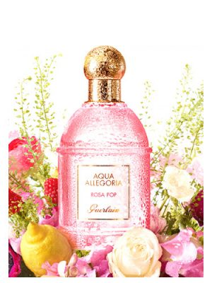 Aqua Allegoria Rosa Pop Guerlain para Mujeres