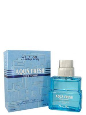 Aqua Fresh Shirley May para Hombres