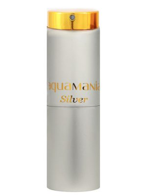 Aquamania Silver Parfums Genty para Mujeres