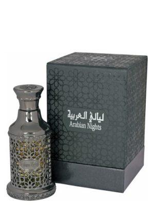 Arabian Nights Black Arabian Oud para Hombres y Mujeres