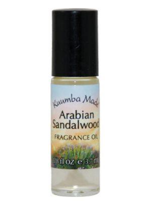 Arabian Sandalwood Kuumba Made para Hombres y Mujeres