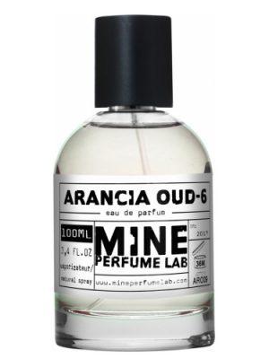 Arancia Oud-6 Mine Perfume Lab para Hombres y Mujeres