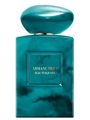 Armani Privé Bleu Turquoise Giorgio Armani para Hombres y Mujeres