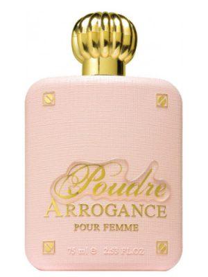 Arrogance Poudre Pour Femme Arrogance para Mujeres