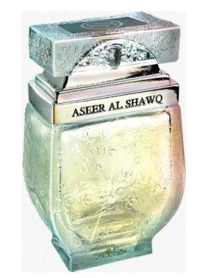 Aseer Al Shawq Silver Nabeel para Hombres y Mujeres