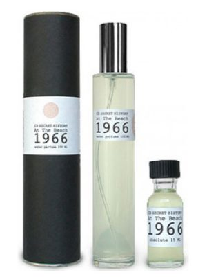 At The Beach 1966 CB I Hate Perfume para Hombres y Mujeres