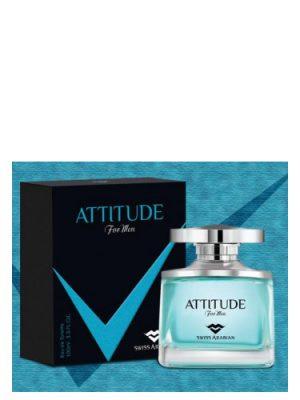 Attitude for Men Swiss Arabian para Hombres