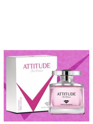 Attitude for Women Swiss Arabian para Mujeres