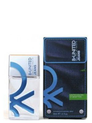 B. United Jeans Man Benetton para Hombres