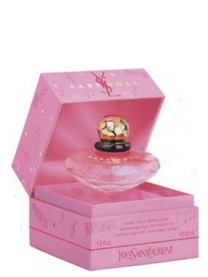 Baby Doll Music Box Collector 2007 Yves Saint Laurent para Mujeres