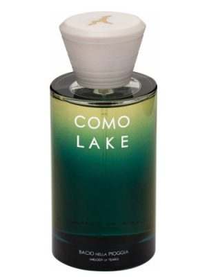 Bacio Nella Pioggia Como Lake para Hombres y Mujeres