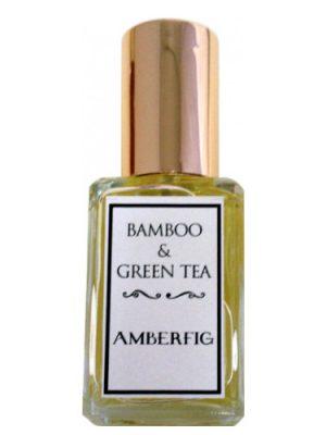 Bamboo & Green Tea Amberfig para Hombres y Mujeres