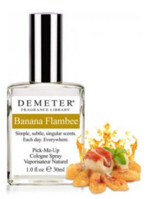 Banana Flambee Demeter Fragrance para Hombres y Mujeres