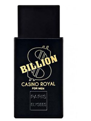 Billion Dollar Collection Paris Elysees para Hombres