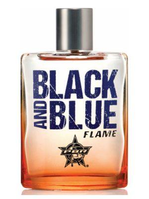 Black And Blue Flame Tru Fragrances para Hombres