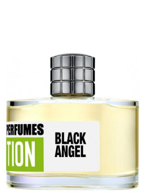 Black Angel Mark Buxton para Hombres y Mujeres