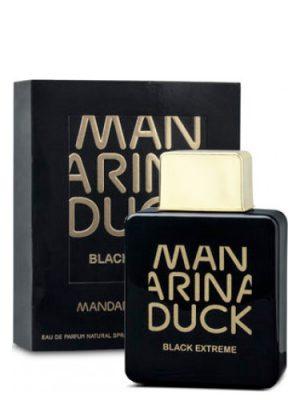 Black Extreme Mandarina Duck para Hombres