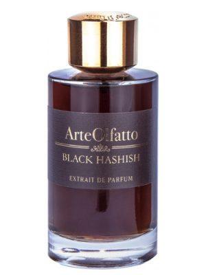 Black Hashish ArteOlfatto para Hombres y Mujeres