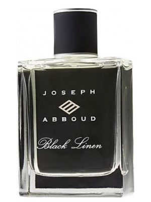 Black Linen Joseph Abboud para Hombres
