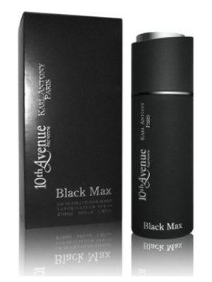 Black Max 10th Avenue Karl Antony para Hombres