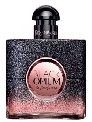 Black Opium Floral Shock Yves Saint Laurent para Mujeres