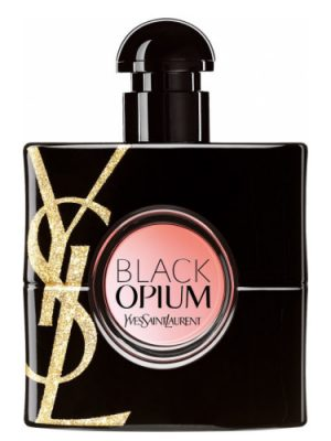 Black Opium Gold Attraction Edition Yves Saint Laurent para Mujeres