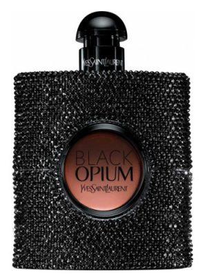 Black Opium Swarovski Edition Yves Saint Laurent para Mujeres