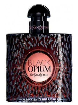 Black Opium Wild Edition Yves Saint Laurent para Mujeres
