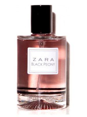 Black Peony Zara para Mujeres