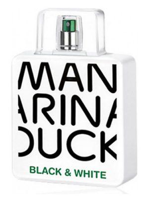 Black & White Mandarina Duck para Hombres