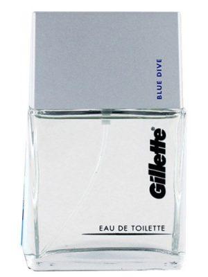 Blue Dive Gilette para Hombres
