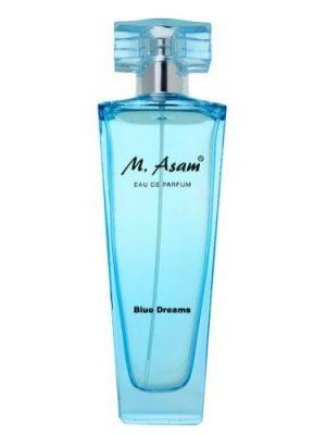 Blue Dreams M. Asam para Mujeres