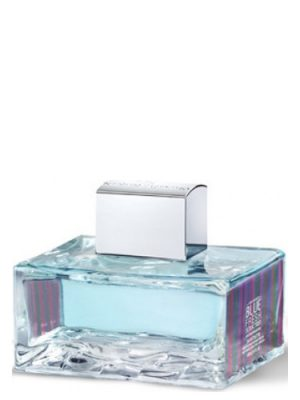 Blue Fresh Seduction for Women Antonio Banderas para Mujeres