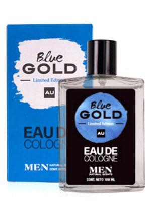 Blue Gold Eau de Cologne Natural Scents para Hombres