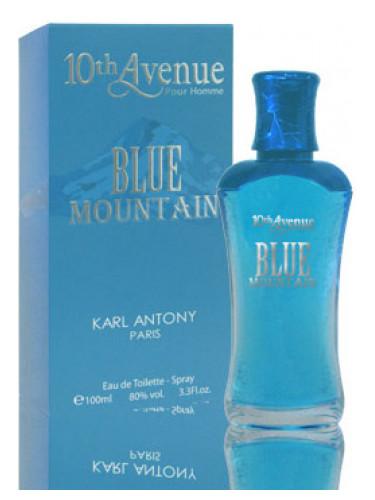 Blue Mountain 10th Avenue Karl Antony para Hombres