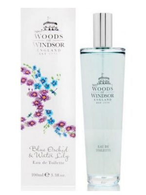 Blue Orchid & Water Lily Woods of Windsor para Mujeres