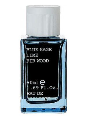 Blue Sage Lime Fir Wood Korres para Hombres