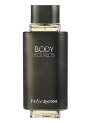 Body Kouros Yves Saint Laurent para Hombres