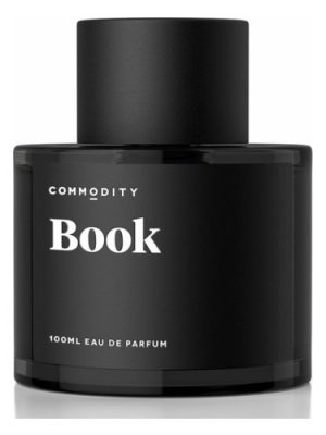 Book Commodity para Hombres