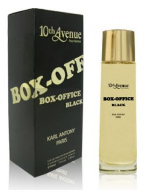 Box Office Black 10th Avenue Karl Antony para Hombres