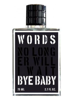 Bye Baby Words para Hombres y Mujeres